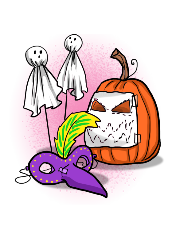Free Printable Halloween Crafts