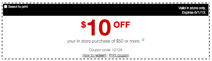 Staples Discount Coupon
