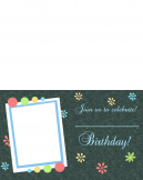Printable Customized Birthday Invitations