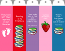 Bookmarks with Quotes Printable Crafts