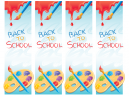 Printable Back to School Bookmark