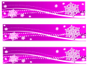 Purple Printable Bookmarks
