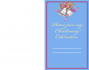 Please Join My Christening Celebration Printable Invitation