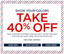 Printable American Eagle Coupons