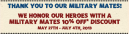 Printable Outback Steakhouse Military Coupons