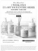 Printable Williams-Sonoma Coupons