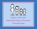 Most Important Printable Family Quote