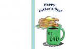 Number One Dad Fathers Day Cards