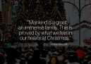 Pope John Paul XXII Christmas Quote