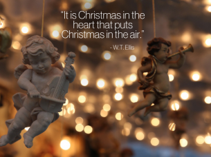 W.T. Ellis Christmas Quote