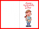 Special Printable Valentines Day Cards
