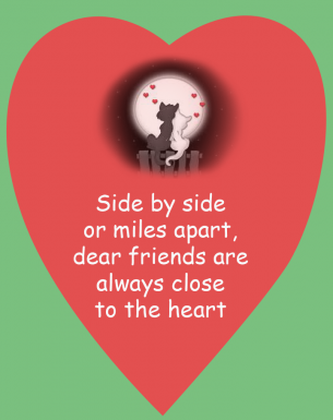 Friends Close to Heart Printable Quotes