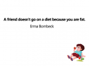 Erma Bombeck Fat Printable Quotes