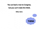 Milton Berle Think Printable Quotes