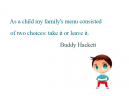 Printable Funny Buddy Hackett Quotes