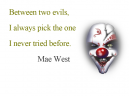 Printable Mae West Funny Quotes