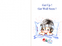 Printable Get Well Soon Card