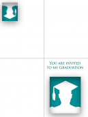 Printable Graduate Invitations