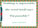 Audrey Hepburn Printable Inspirational Quotes