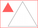 Pink Triangle Kindergarten Worksheets