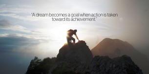 Take Action Motivational Quote