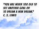 Printable Motivational Quotes by CS Lewis