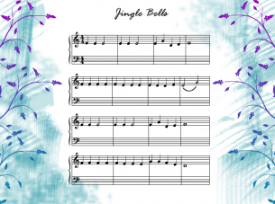 Printable Piano Sheet Music