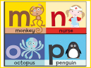 MNOP Preschool Printable Lesson