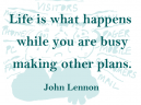 Printable John Lennon Life Quotes