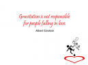 Einstein Falling in Love Printable Quotes