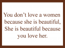 Printable Quotes About Love and Beauty