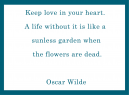Printable Quotes About Love By Oscar Wilde