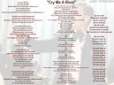 Cry Me a River Printable Sheet Music
