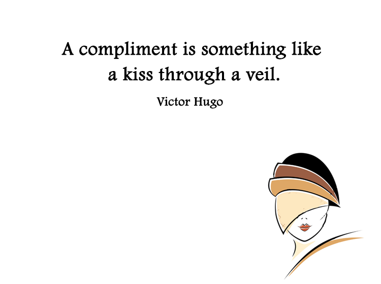 Hugo Compliments Printable Quotes