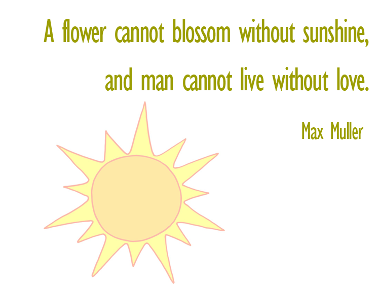 Printable Max Muller Quotes